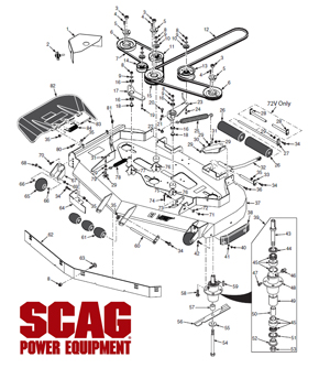 scag mower parts diagram scag free engine image for user manual